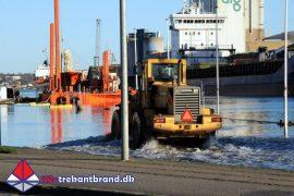 2. Jan. 2019 – Oversvømmelse I Kolding Området.