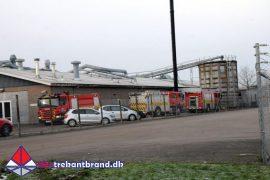 30. Jan. 2019 – Brand I Industribygning På Kærmindevej I Vamdrup.