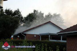 31. Aug. 2019 – Brand I Villa På Augustvænget I Kolding.