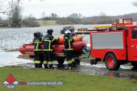 25. Feb. 2020 – Redning-Drukneulykke I Jels Sø.