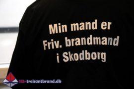 Fantastisk Initiativ Af Trekantbrands Station I Skodborg.