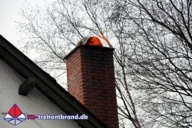 1. Feb. 2019 – Skorstensbrand På Kirsbølvej I Jordrup.