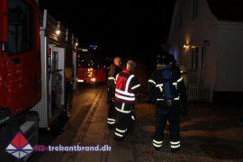 18. Nov. 2018 – Skorstensbrand På Hovedgaden I Jordrup.