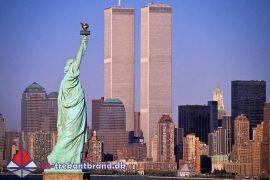 11. Sep. 2019 – I Dag Er Det 18 År Siden World Trade Center Blev Angrebet.