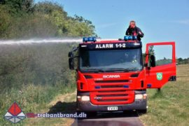 Mar. 2020 – Afbrænding Af Haveaffald…..