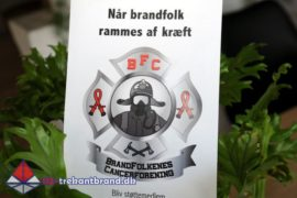 Når Brandfolk Rammes Af Kræft.
