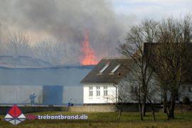 30. Mar. 2020 – Gårdbrand På Egholtvej Nær Lunderskov.