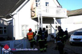 19. Apr. 2020 – Brand I Altan På Jels Søndergade I Jels.