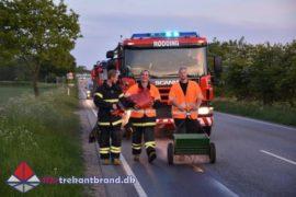 26. Maj. 2020 – Forurening På Gram landevej I Rødding