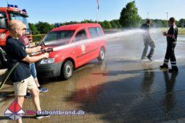 24. Jun. 2020 – Nye Brandfolk Til Trekantbrand.