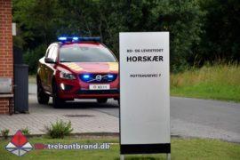 2. Jul. 2020 – Brand I Lejlighed På Pottehusevej I Vamdrup.