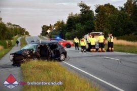 2. Jul. 2020 – Ung Kvinde Dræbt I Alvorligt Færdselsuheld På Seggelund Hovedvej I Christiansfeld.