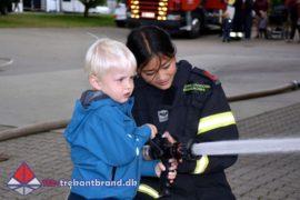 23. Jul. 2020 – Kolding Ungdomsbrandkorps På Besøg Hos Trekantbrand St. Lunderskov.
