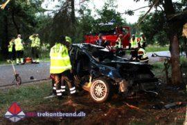 19. Jul. 2020 – Alvorligt Færdselsuheld På Hovborgvej I Vorbasse.