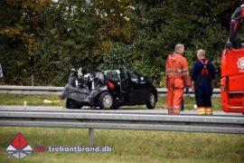 19. Okt. 2020 – Færdselsuheld Med Fastklemte På Motorvejen Imellem Vonsild Og Kolding.