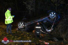 3. Nov. 2020 – Færdselsuheld På Koldingvej Ved Hjarup.