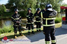 Brandkadetter Og Ungdomsbrandkorpsene.