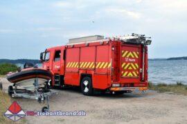 25. Jul. 2021 – Redning – Drukneulykke I Sdr. Stenderup Ved Kolding.